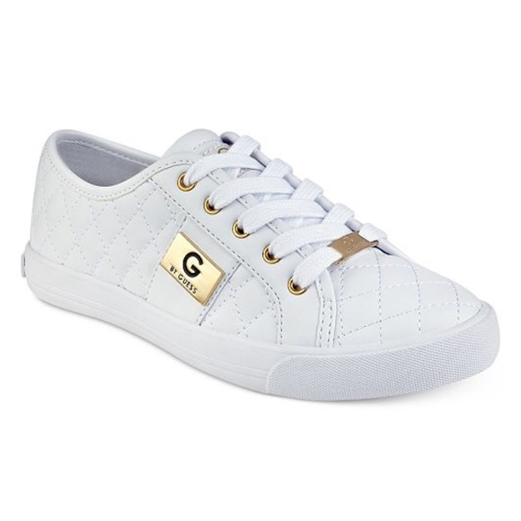 Gold Quilted Sneakers | Poshmark